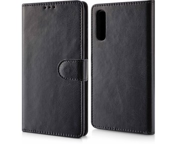 Andersson Magnetic Wallet Case Black for Samsung Galaxy A50