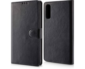 Andersson Magnetic Wallet Case Black for Samsung Galaxy A70