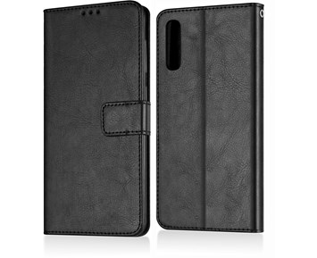 Andersson Premium Wallet Case Black for Samsung A50