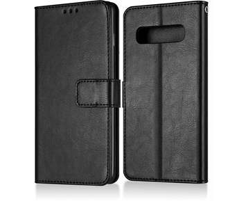 Andersson Premium Wallet Case Black for Samsung S10