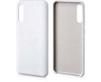 Andersson Silicone Case w/ Microfiber White for Samsung Galaxy A50