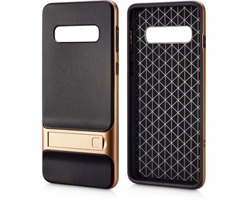 Andersson Soft Case w/ Gold edge for Samsung Galaxy S10 Plus