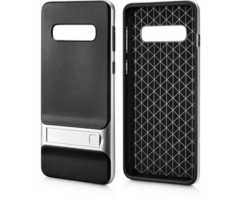 Andersson Soft Case w/ Silver edge for Samsung Galaxy S10 Plus