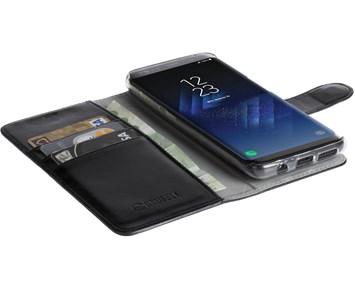 Krusell Ekerö FolioWallet 2in1 Black Galaxy S8