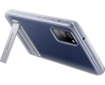 Samsung Clear Stand/Cover Galaxy S20FE Transparent