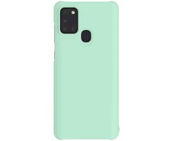 Samsung Premium Hard Case Mint Galaxy A21s