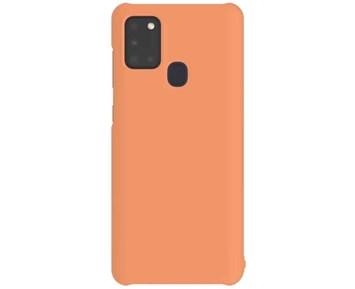 Samsung Premium Hard Case Orange Galaxy A21s