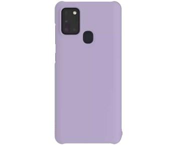 Samsung Premium Hard Case Purple Galaxy A21s