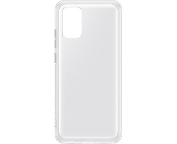 Samsung Soft Clear Cover Galaxy A02s Transparent