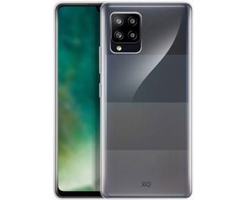 Xqisit Flex Case Galaxy A42 Clear
