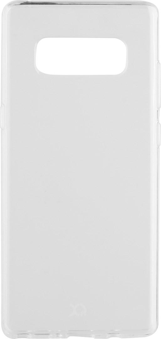 Xqisit Flex Case Galaxy Note 8 - Transparent mjukt skal till Samsung Galaxy  Note 8 9a70be1adb1e0