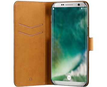 Xqisit Slim Wallet Selection Case Samsung Galaxy S8