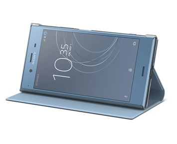 Sony Style Cover Stand SCSG50 Xperia XZ1 Blue