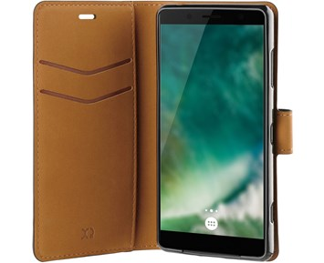 Xqisit Slim Wallet Selection Case Xperia XZ2 Compact