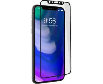 ZAGG IS Glass Contour iPhone X Bk