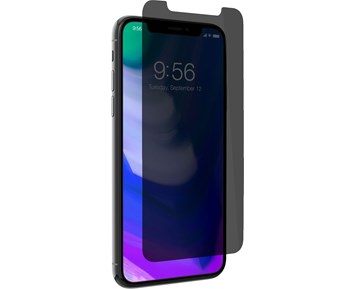 ZAGG IS Glass+ Privacy iPhone X