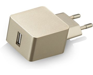 Andersson Wall Charger USB 2.4A Gold