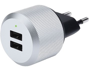 Just Mobile Mobile AluPlug USB 2.4A