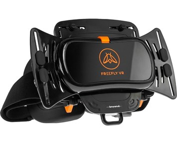 Freefly VR:Beyond Smartphone Headset