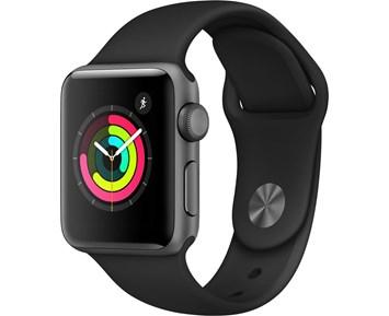 Apple Watch S3 38mm Grey/Black
