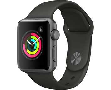 Apple Watch S3 38mm Grey/Grey