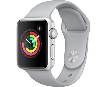 Apple Watch S3 38mm Silver/Fog