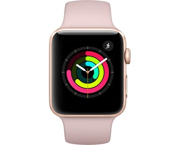 Apple Watch S3 42mm Gold/Pink