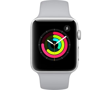 Apple Watch S3 42mm Silver/Fog