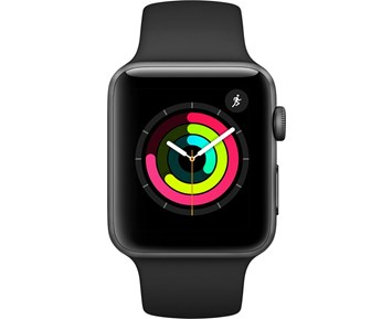 Apple Watch S3 42mm Gray/Black
