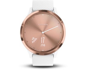 Garmin Vivomove HR Rose/White S/M