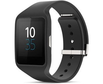 Sony Smart Watch 3 Classic Black