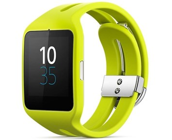 Sony Smart Watch 3 Classic Lime