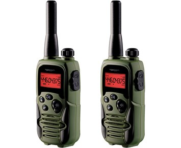Topcom TwinTalker 9500 Airsoft edt