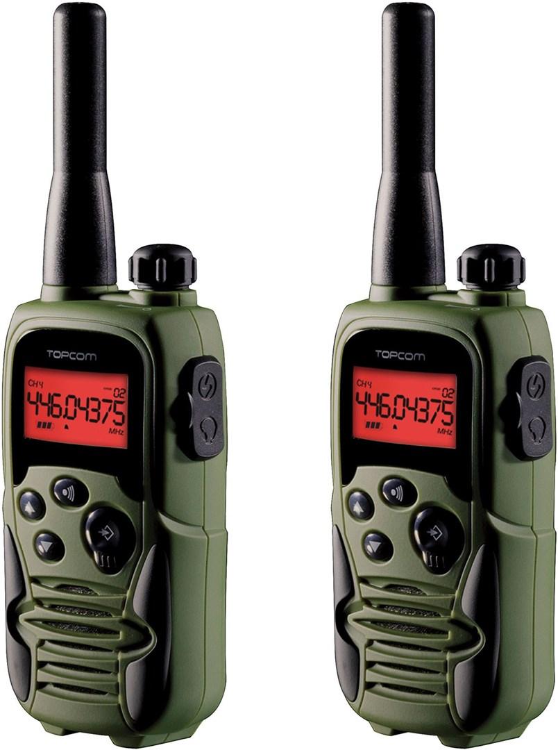 topcom twintalker 9500 airsoft edt walkie talkie med. Black Bedroom Furniture Sets. Home Design Ideas