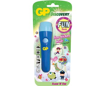 Others GP Discovery Fun Torch Blue