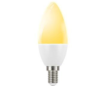 Smartline The Mood Changer Bulb. Dimmable, Warm White, E14