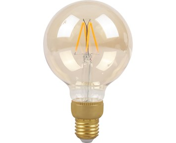 Smartline The Timeless Bulb. Globe Filament, Dimmable, E27