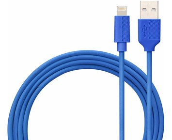 ON Lightning Cable Palace Blue 0,5M 1A
