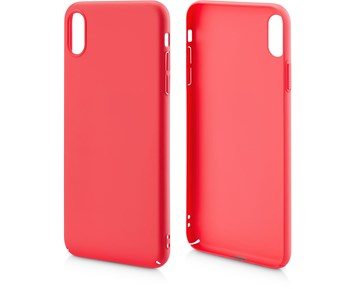 ON Hard Case for Apple iPhone X/XS Rose Red