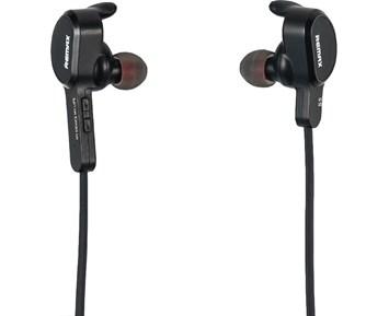 REMAX RB-S5 Bluetooth Headset Black - Bluetooth-hörlurar med ... 9f9b0b06f152f