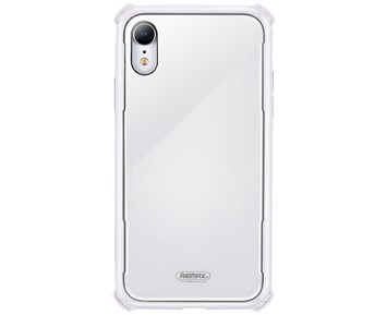 REMAX Earl Glass White iPhone XR