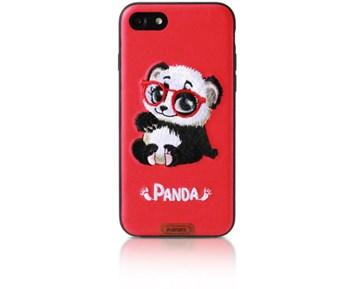 REMAX Funny Pets Series Case Red iPhone 7 8 - Mobilskal med ... 604ecbeb4444c