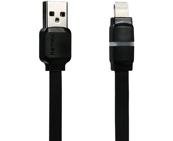 REMAX RC-029i Breathe Lightning Cable 1m Black