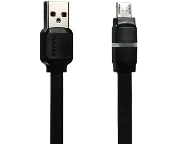 REMAX RC-029m Breathe Micro-USB Cable 1m Black