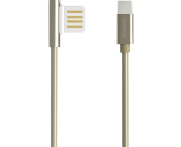 REMAX RC-054a Emperor Series USB-C Cable 1m Gold