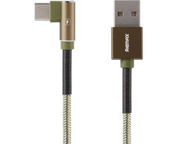 REMAX RC-119a Ranger Series USB-C Cable 1m Green