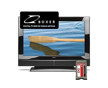 Dejlig Boxer Y370 HD D+CA MODUL+24 mån - Andersson Y370 HD Digital med CA NA-81