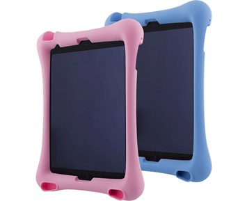 Deltaco Silicone Case Pink for iPad10,2
