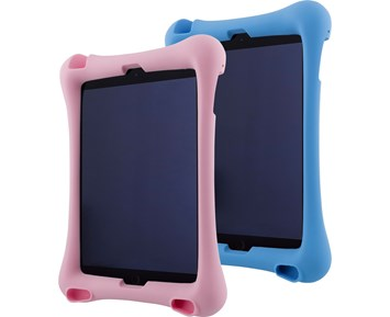 Deltaco Silicone Case Pink for iPad Pro 9.7/iPad Air/2