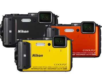 Nikon COOLPIX AW130 Black